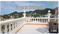 Cole Bay Penthouse Rental, Cole Bay St. Maarten, by Island Real Estate Team
